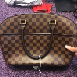 100% authentic damier Louis